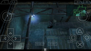 Metal Gear PPSSPP emulator on Happy chick