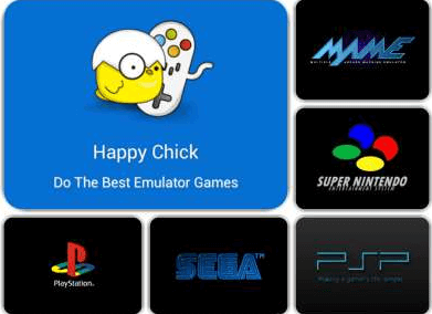 Happy chick APK game emulator