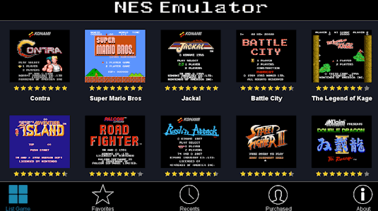 NES emulator is also Top 5 best Alternatives